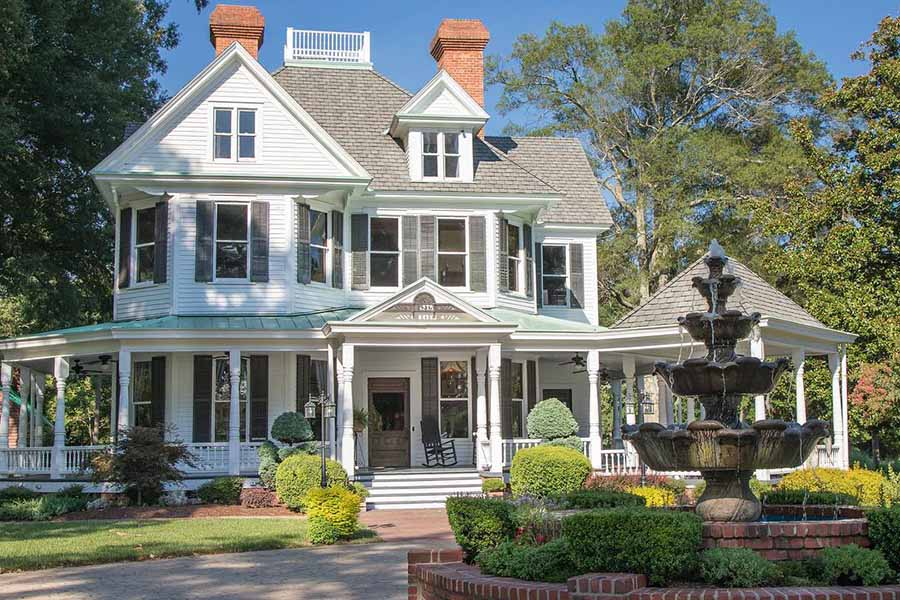 Brawley Estate wedding and Corporate Event Venue Mooresville NC