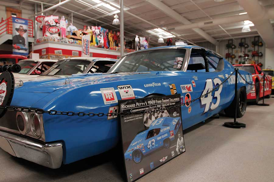 Memory Lane Auto Museum Mooresville NC