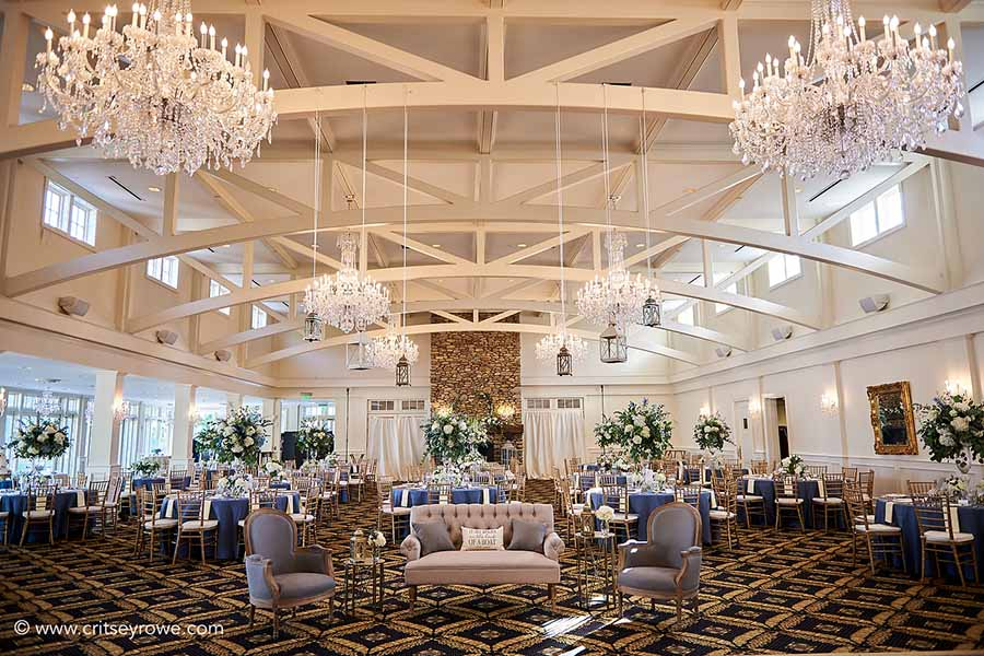 Trump National Wedding Space Mooresville NC