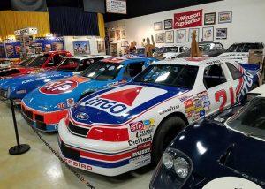 NC Auto Racing Hall of Fame Mooresville NC