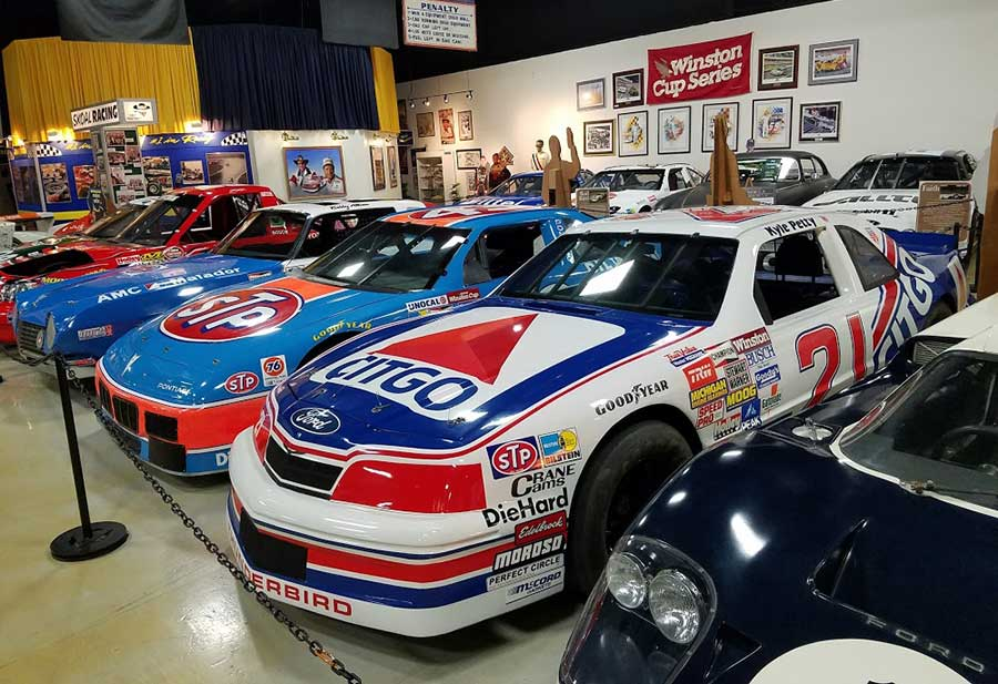 NC Auto Racing Hall of Fame Mooresville NC