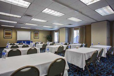 Fairfield Inn Meeting Space Mooresville NC