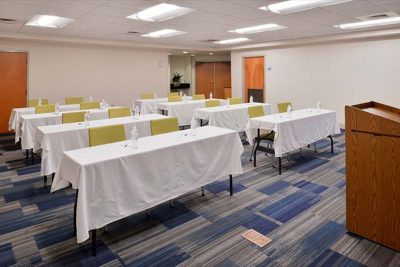 Holiday Inn Express & Suites meeting room Mooresville NC