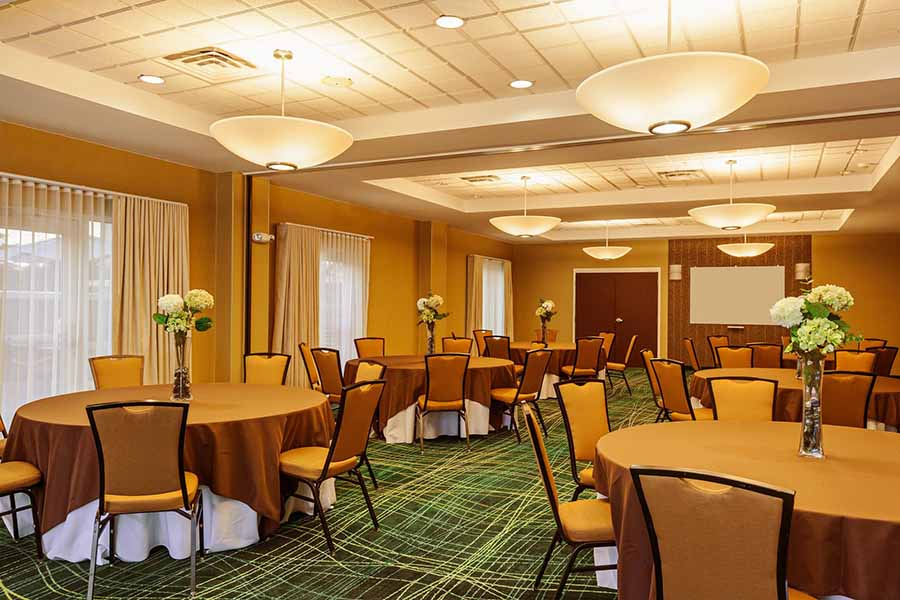 Springhill Suites Mooresville NC Wedding & Meeting Space