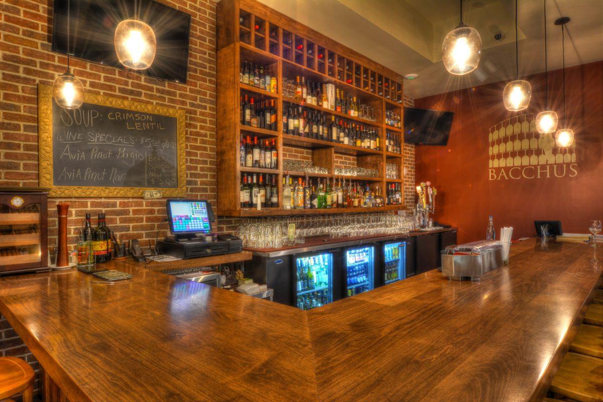 Bacchus Wine & Tapas Mooresville NC