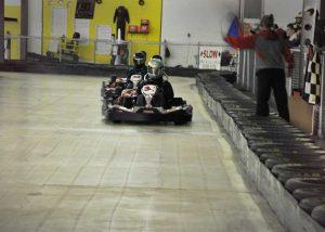 The Pit Indoor Kart Track