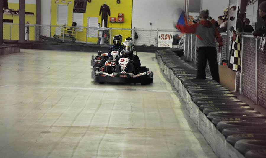 The Pit Indoor Kart Track