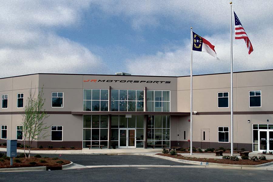 JR Motorsports Mooresville NC