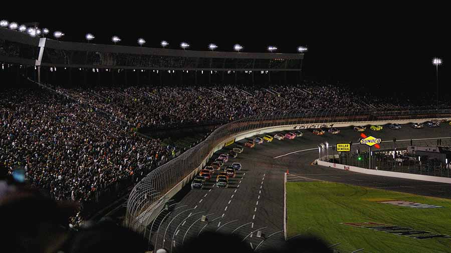 Charlotte Motor Speedway/zMax Dragway/The Dirt Track @ Charlotte ...