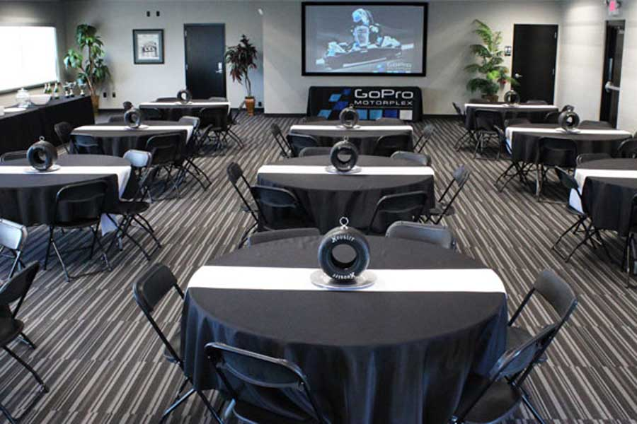GoPro Motorplex Corporate Events Mooresville NC