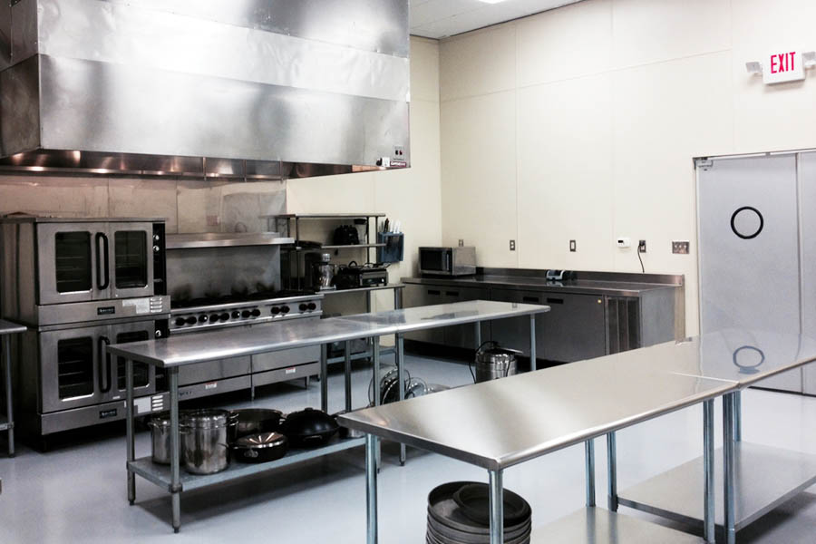 The Kitch Corporate Commercial Cooking space Mooresville NC