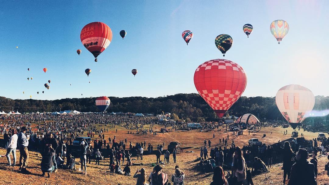 Carolina Balloon Fest Statesville NC