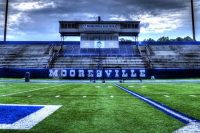 Mooresville High School Football Stadium