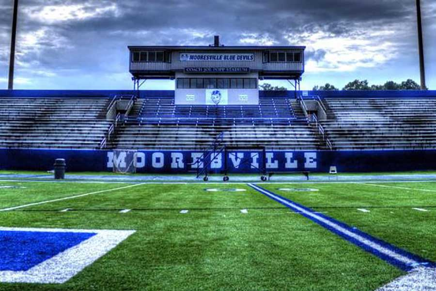 Mooresville High School Football Stadium