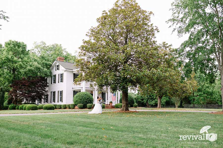 Langtree Plantation Wedding venue Mooresville NC