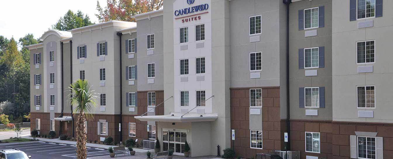 Candlewood Suites Mooresville NC