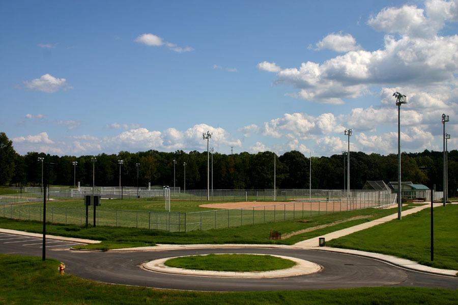 Baseball Softball Fields Mooresville NC