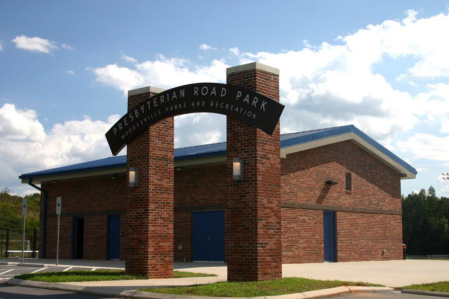 Presbyterian Rd Park Mooresville NC Baseball Softball fields