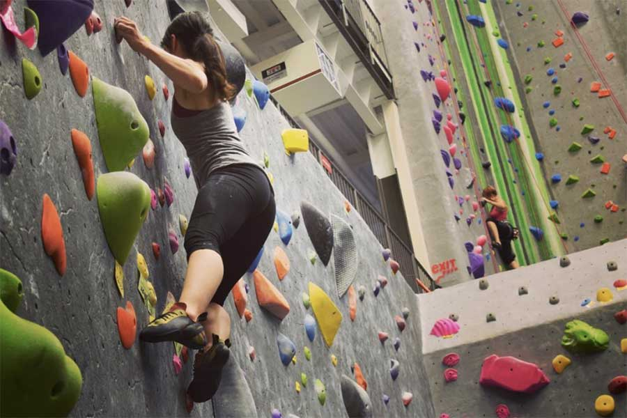 Cliff Hangers Climbing Gym Mooresville NC