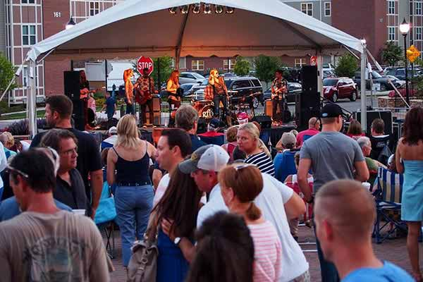 Langtree Live Music Event Mooresville NC