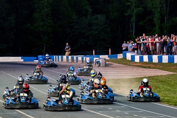 Little 600 Go Kart Race Mooresville NC