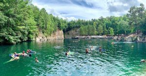 Carrigan Farms Open Swim Sunday-Thursday @ Carrigan Farms Quarry