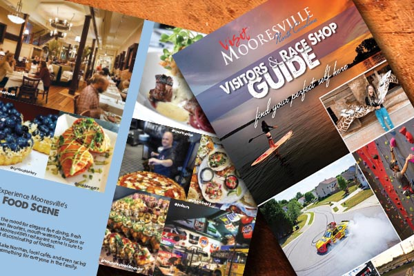 Mooresville NC Visitor Guide and Race Shop Guide