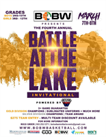 BOBW/LKN1 Battle at the Lake @ Talbert, Rocky River Elementary, Mooresville Middle School