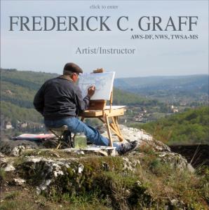 Frederick C Graff Watercolor Workshop @ Mooresville Arts