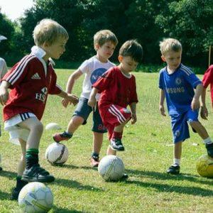 Charlotte Independence/Novant Children's Trust Academy (Soccer) @ Mazeppa Park