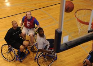 Adaptive Sports & Adventures Program Rugby Tournament 2020 @ Talbert Recreation Center