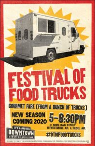 Festival of Food Trucks @ Downtown Mooresville