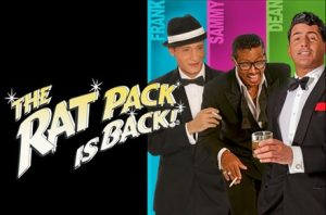 The Rat Pack is Back @ Charles Mack Citizen Center