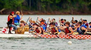 Charlotte Asian Festival & Dragon Boat Race @ Ramsey Creek Park