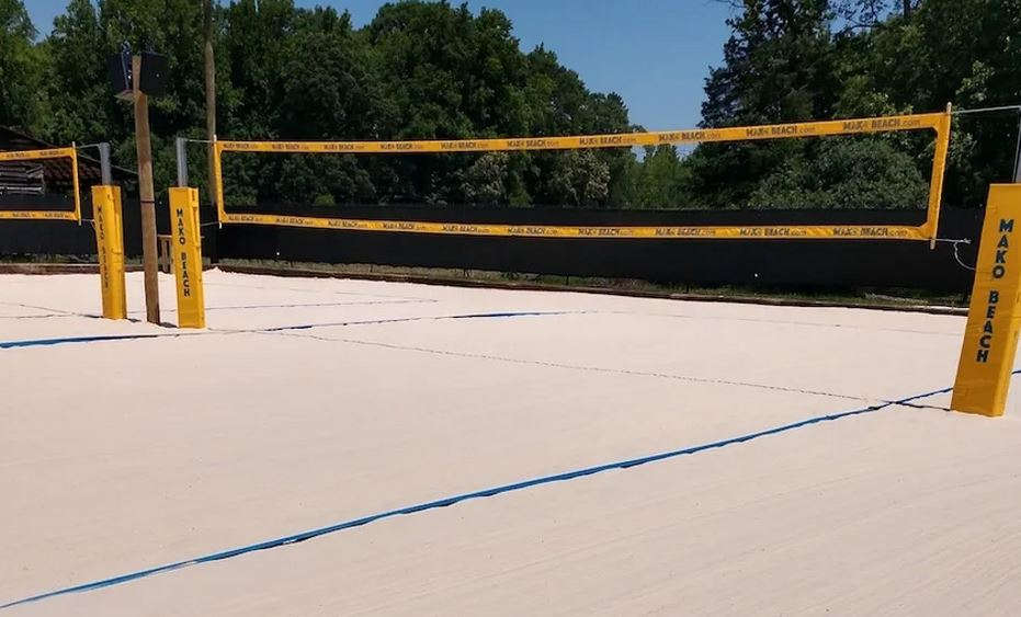 Volley Ball Courts in Mooresville NC