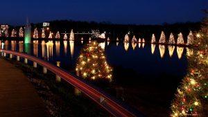 McAdenville Christmas Lights @ McAdenville, NC