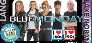 """Langtree Drive-In Concert """"Blue Monday"""" @ Langtree Lake Norman"""