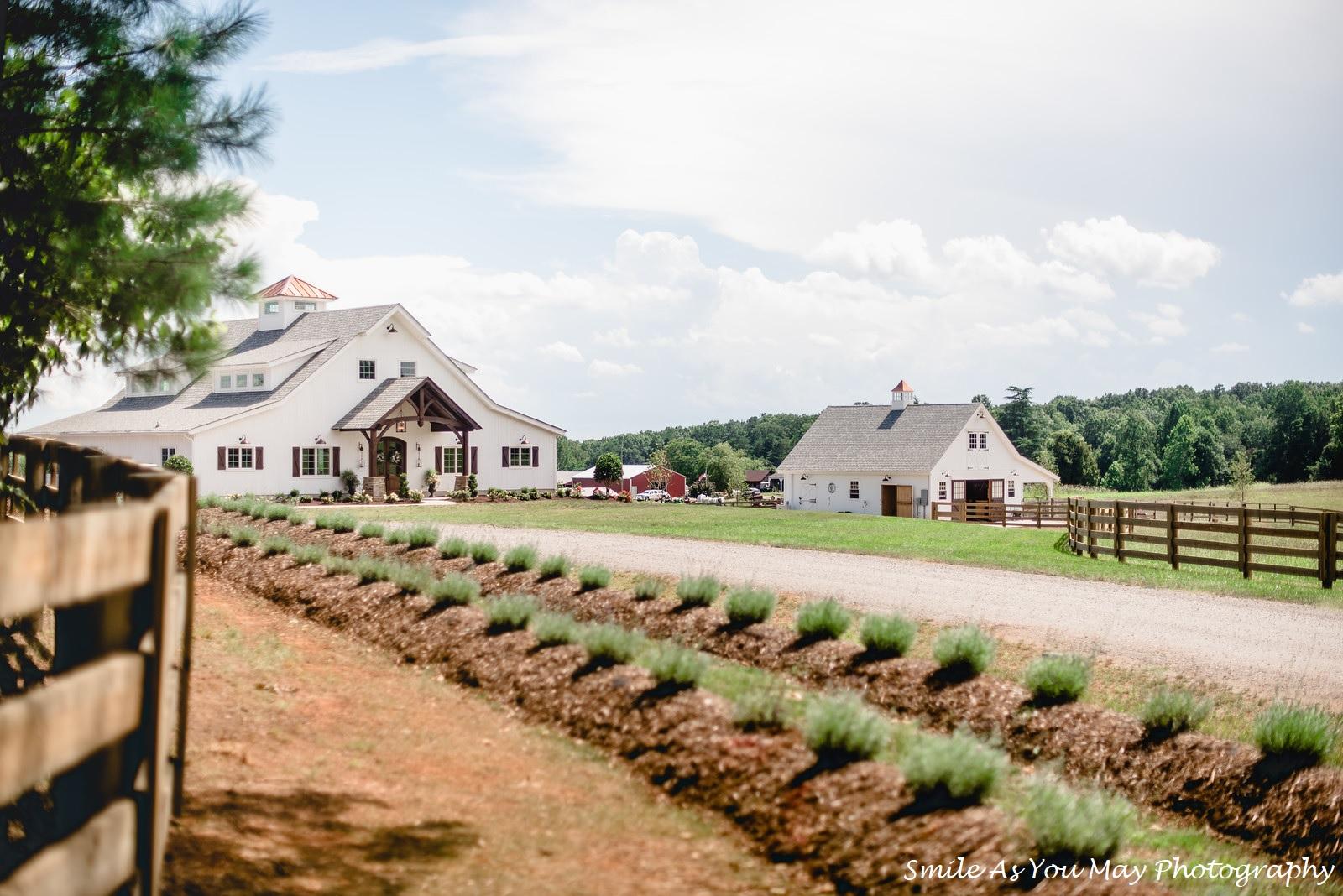 Event Venue at Chickadee Hill Farms in Troutman NC
