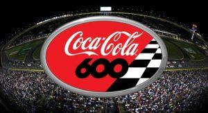 Coca Cola 600 NASCAR Cup Series @ Charlotte Motor Speedway