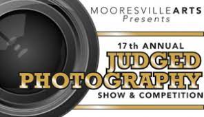 17th Annual Judged Photography (Show Calendar) @ Mooresville Arts