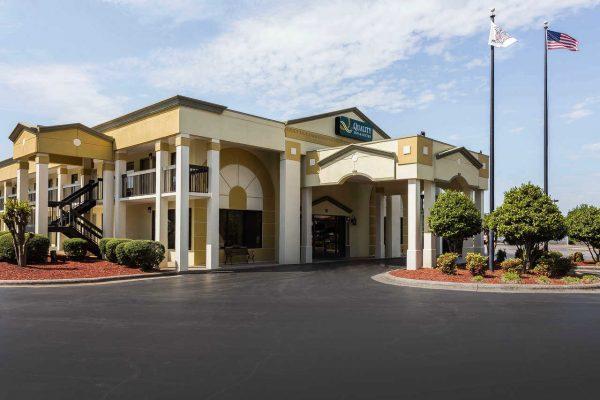Quality Inn Mooresville NC
