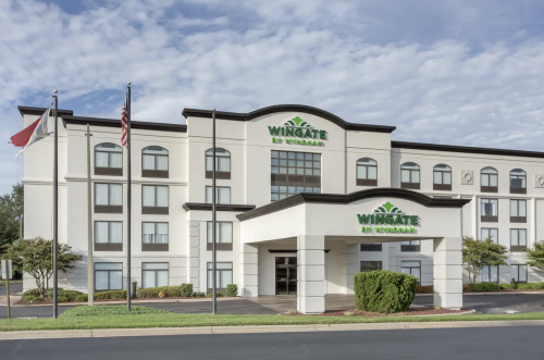 Wingate by Wyndham hotel Mooresville NC