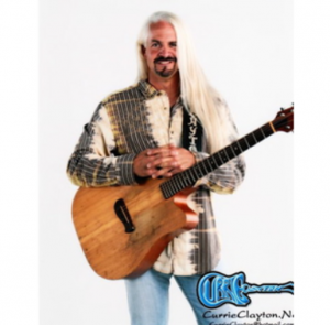"""Live Music with """"Currie Wayne Clayton Jr."""" @ 202 North Main Fine Wines"""