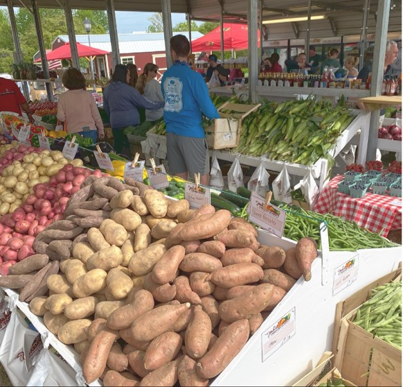 Joshs Farmers Market Mooresville
