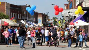 Race City Festival @ Downtown Mooresville