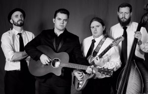 Live Music with Cash Unchained (Johnny Cash Tribute) @ 158 On Main