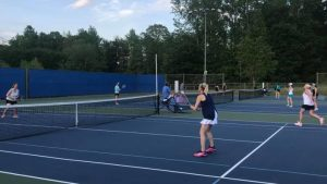 USTA NC 18+ State Championships (tennis) @ LKN Tennis Center, Cornelius Road Park, Edgemoor