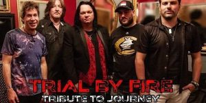 Live Music with Trial by Fire - Journey Tribute @ 158 On Main