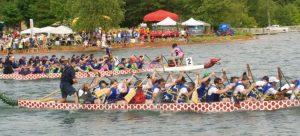 Charlotte Dragon Boat Festival and Asian Festival @ Ramsey Creek Park